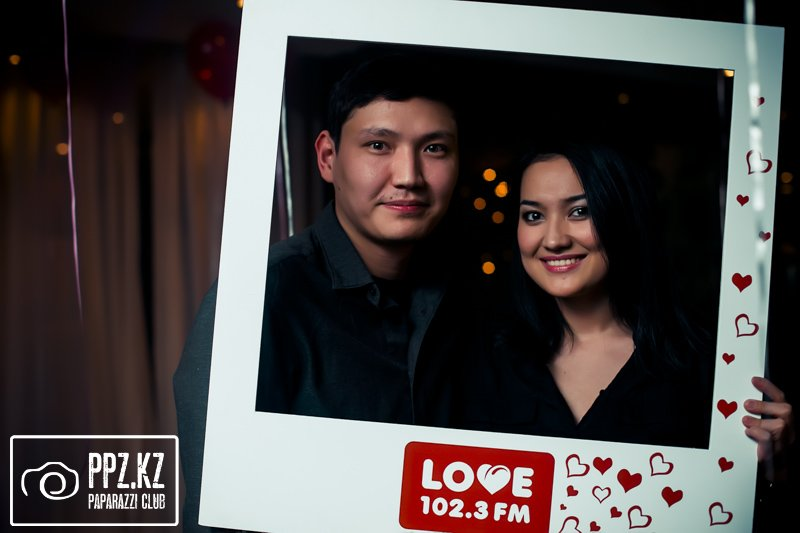 Love Party @ Lounge- Restaurant «Бархат»