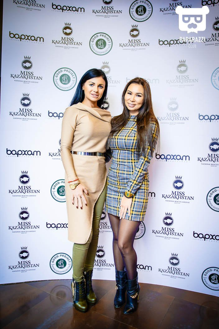 Pre party Miss Kazakhstan @Lounge-Restaurant «Бархат»