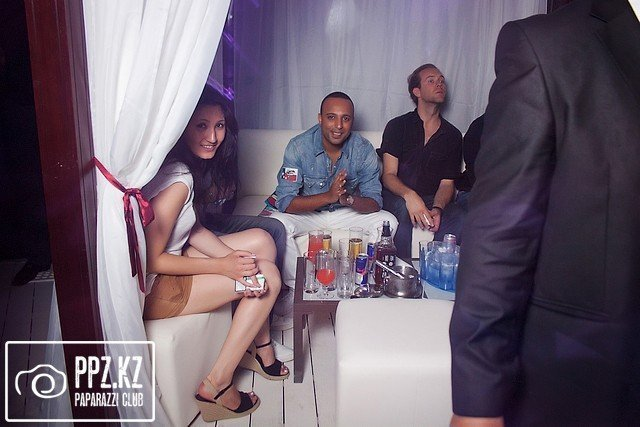 Birthday Party @ Sky beach club