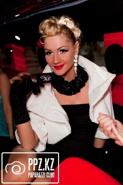 PR эстафета @ «SALVADOR DALI» lounge bar and night club