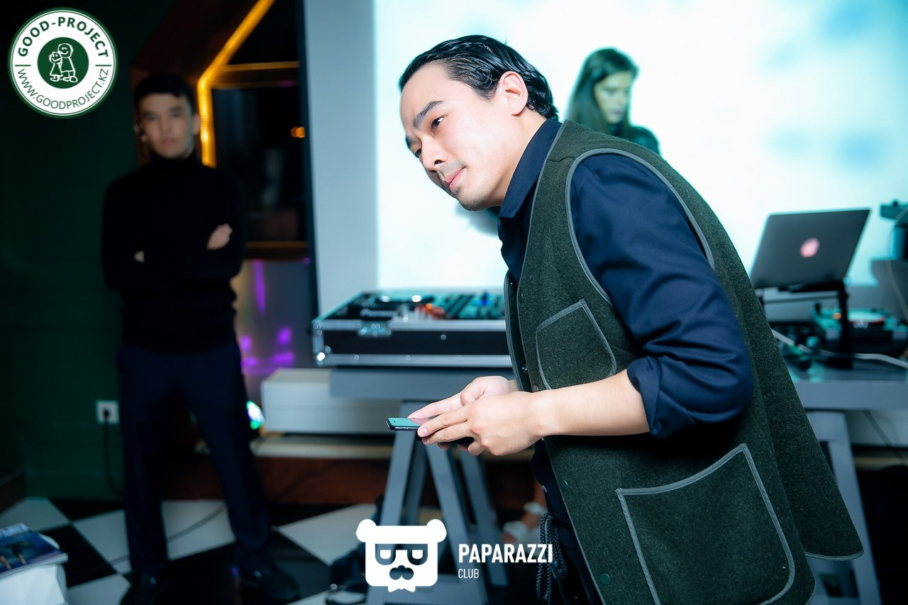 Afterparty Mercedes-Benz Fashion Week Astana F/W 2017-2018 @Corner '57