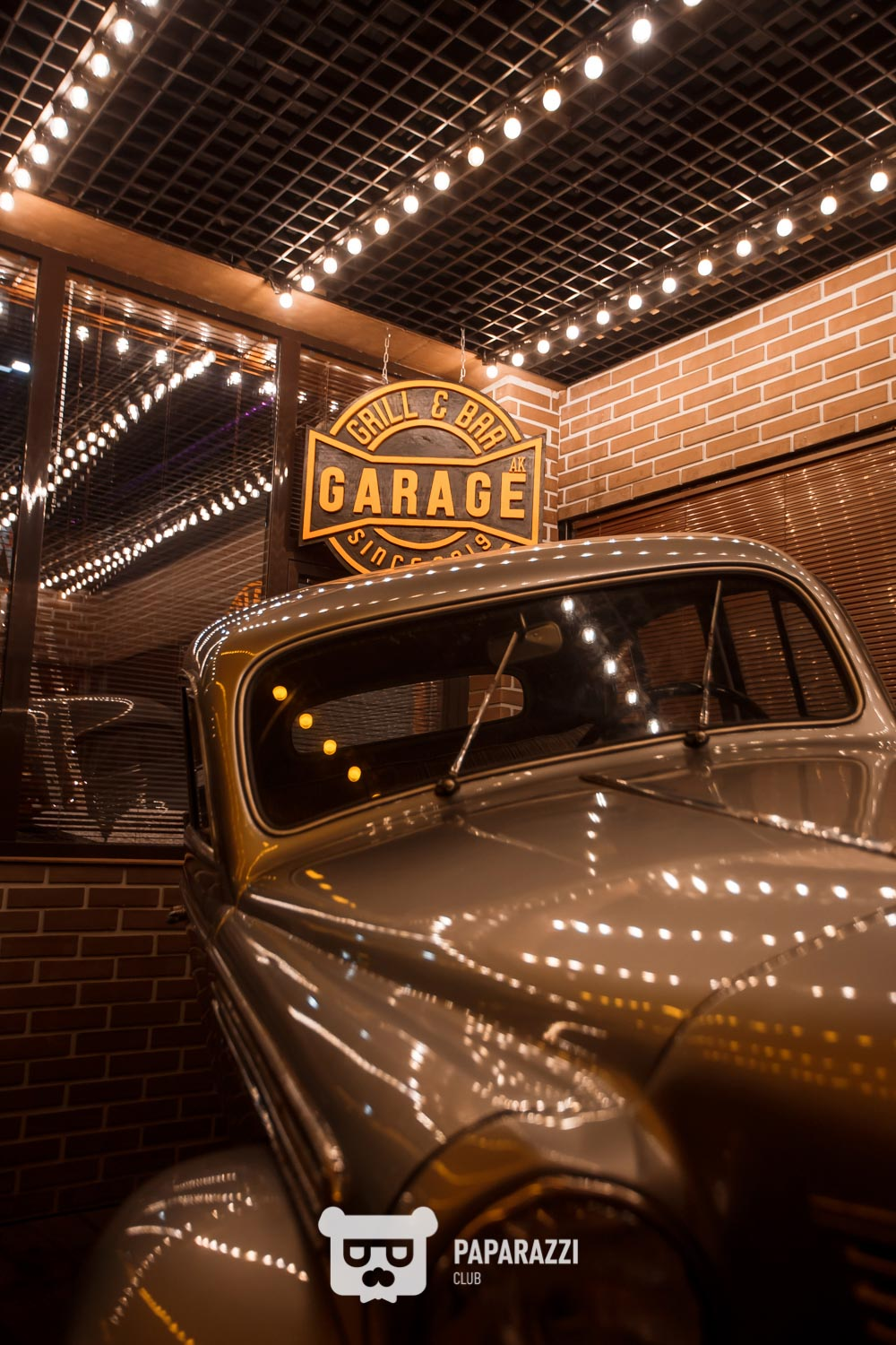 GARAGE MUSIC BAR