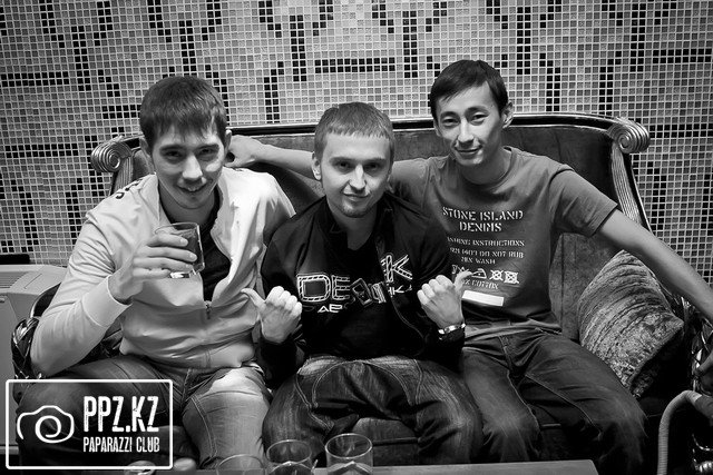 "DJ Kopernik @ Lounge Bar ""GRAFF"" [18.11.11]"
