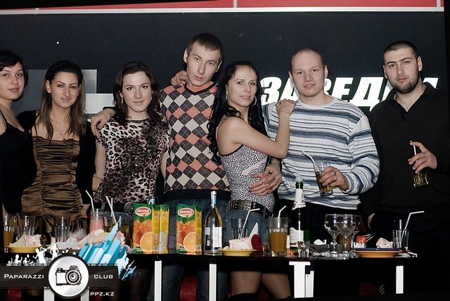 Матрешки Party @ H2 [12.12.08 ; Foto by Lord]