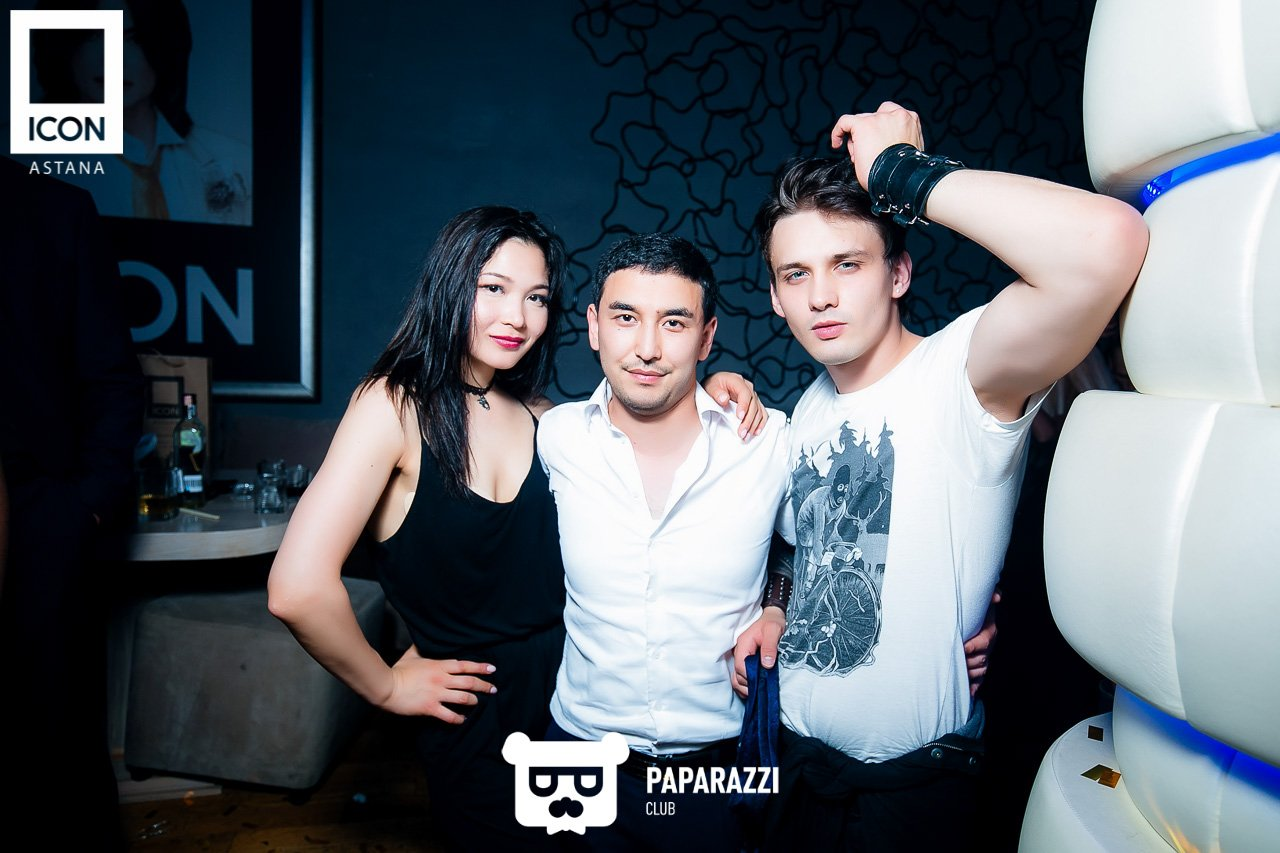 Angels and Demons I ICON CLUB ASTANA