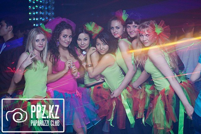ПЕННАЯ PARTY @ INSOMNIA Night Club