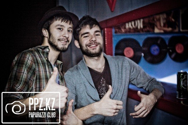 All party on @ ASTANA ROCK CLUB