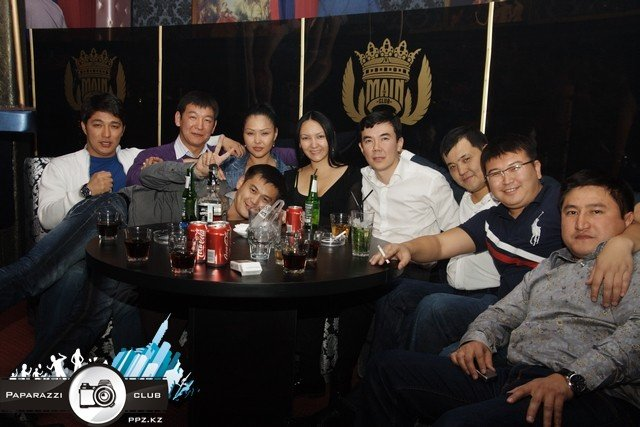 СТРАСТЬ ВСЛАСТЬ @ The Main Club