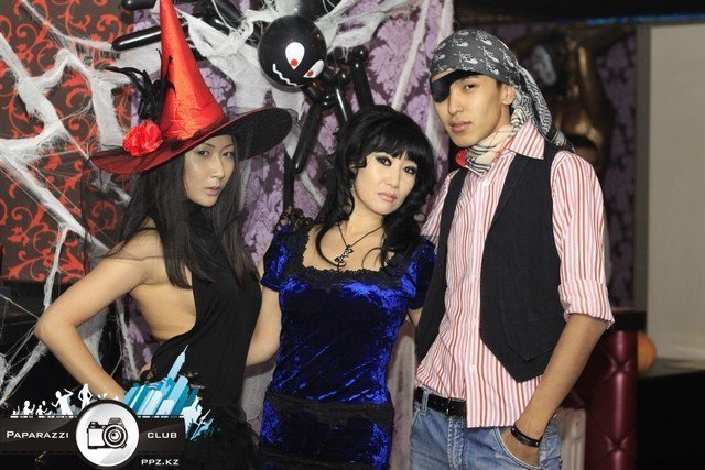 «Halloween» vol.1 @ The Main Club