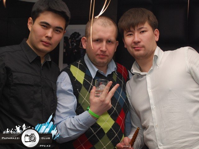 Birthday party @ Бархат