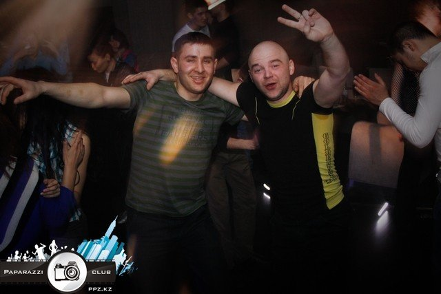 «AfterParty For Ever...» @ A8 (7 марта 2010)