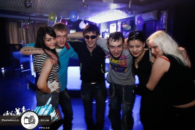 «AfterParty For Ever...» @ A8 (22 марта 2010)