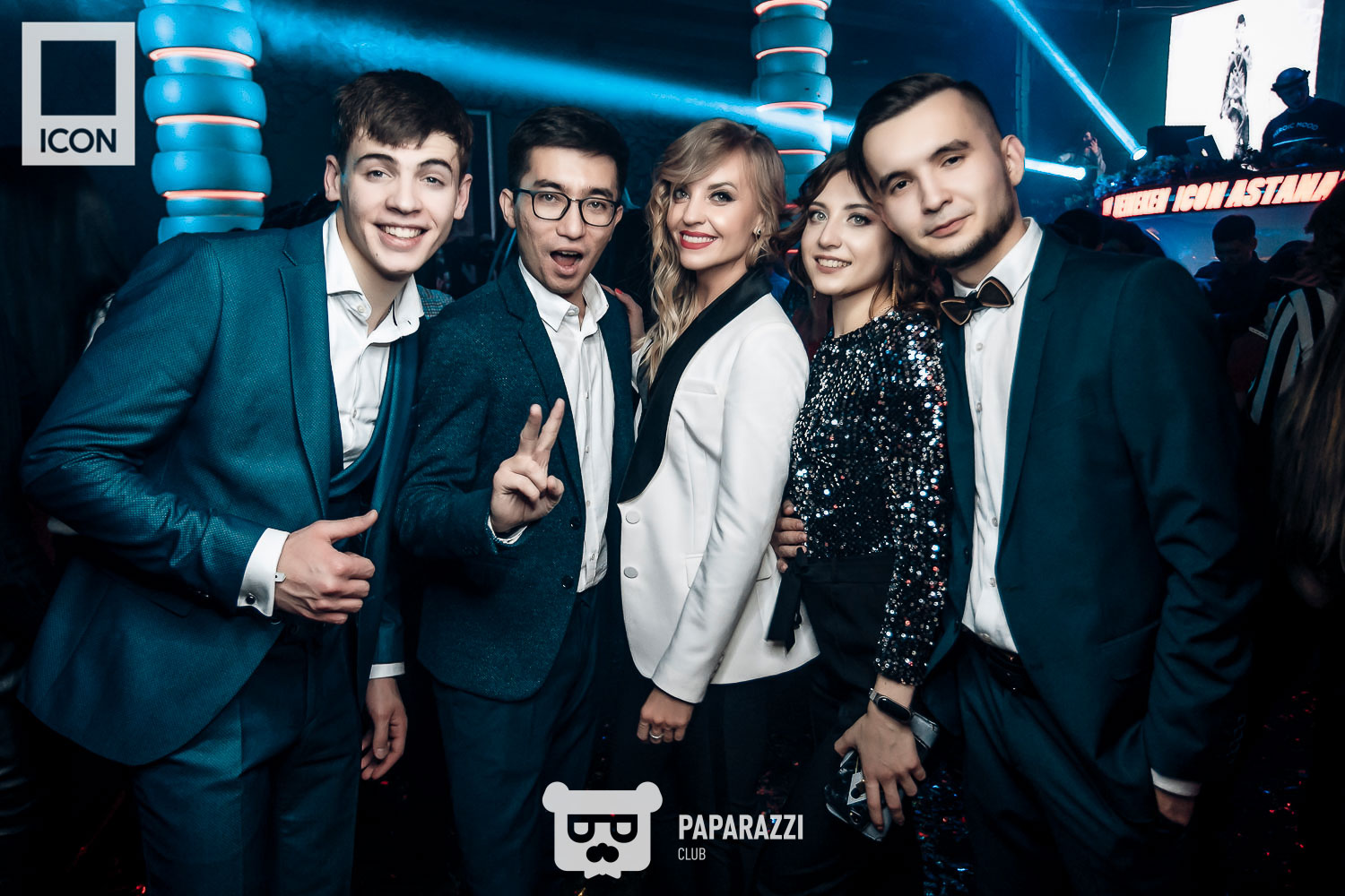 Yes, Boss • ICON CLUB ASTANA