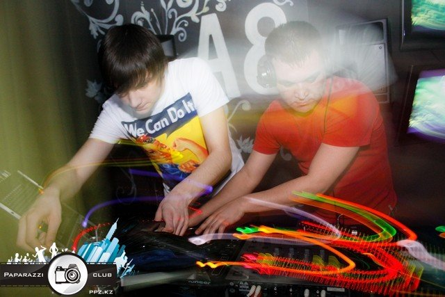 «AfterParty For Ever...» @ A8 (8 марта 2010)